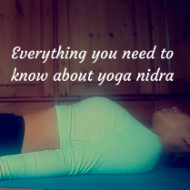 Everything you need to know about yoga nidra1